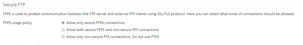 secure-ftp