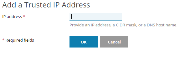 trusted-ip