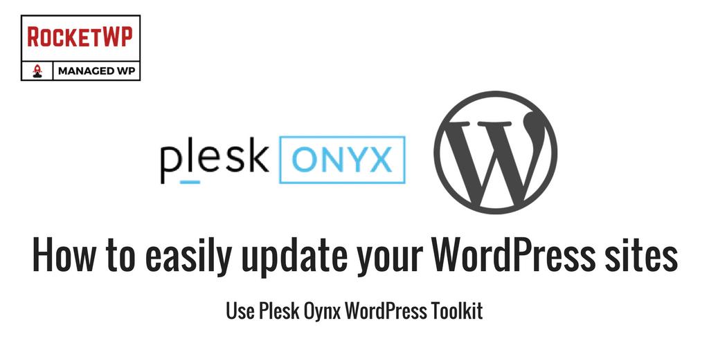 WordPress updates – the easy way