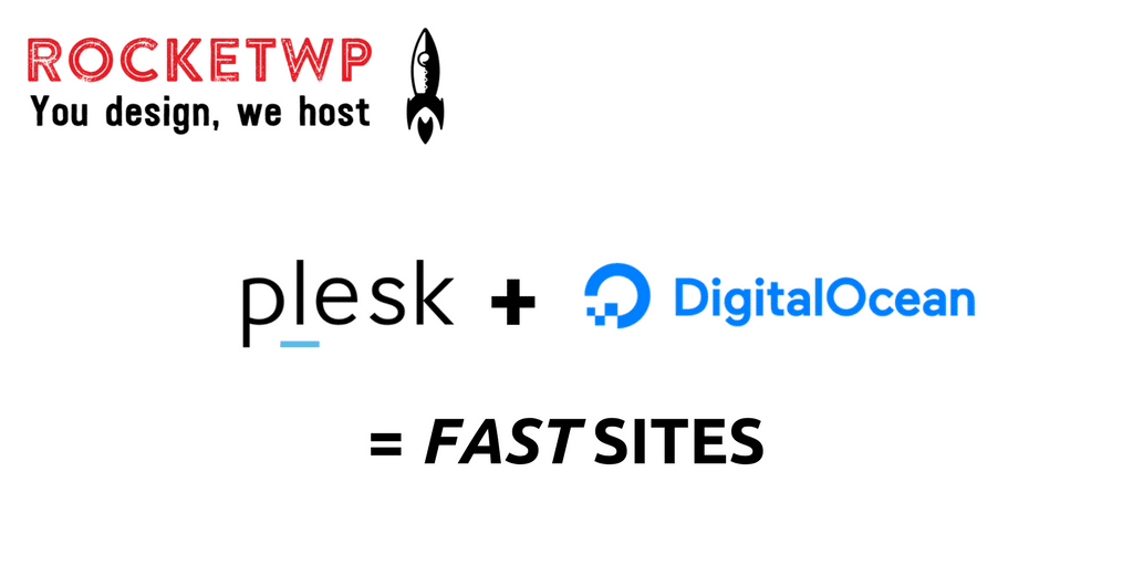 Plesk and Digital Ocean – build your own blazing fast cloud server