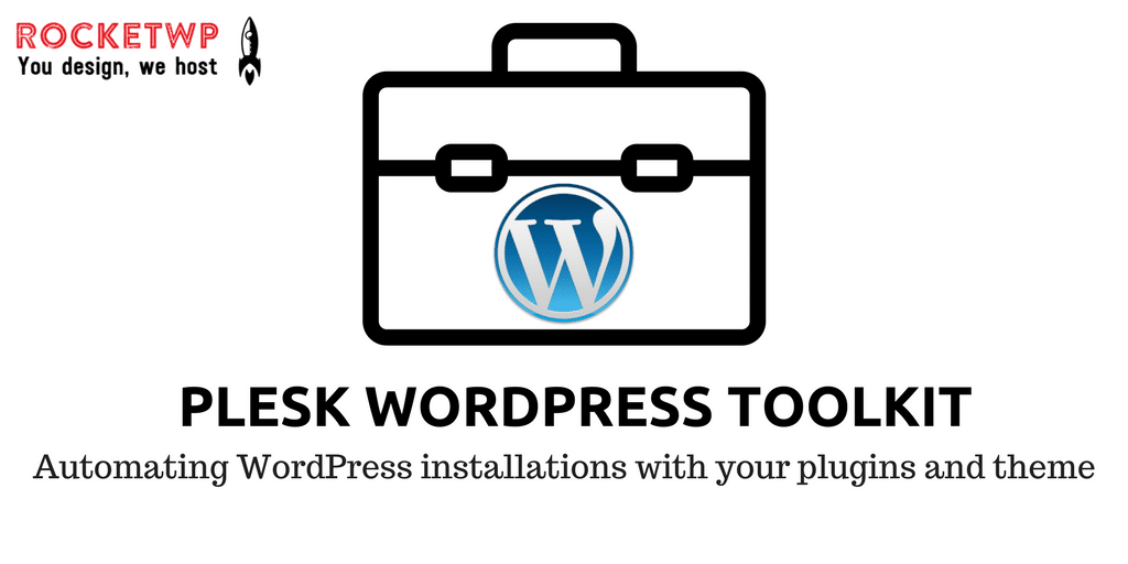 Easily install WordPress and your favourite Plugins and Theme
